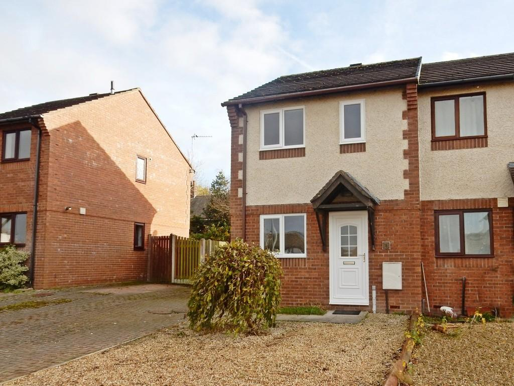2 Bedrooms End Of Terrace House for sale in St. Mellion Close, Carlisle