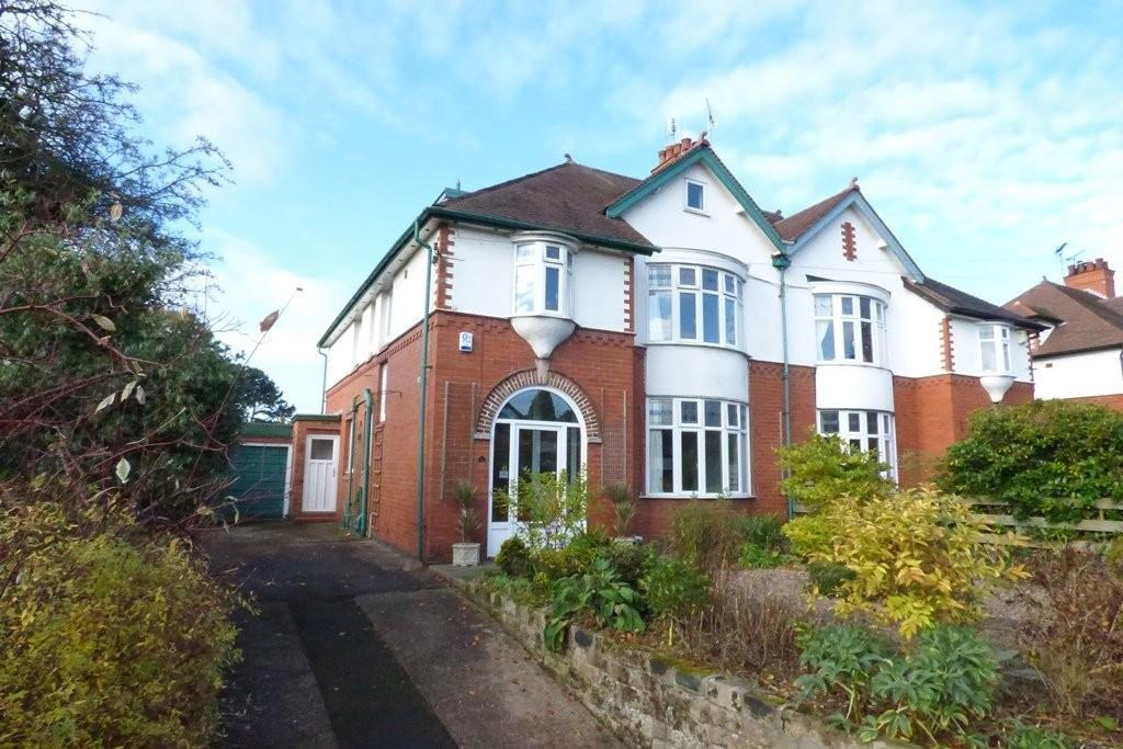 5 Bedrooms Semi Detached House for sale in Rowley Park, Stafford