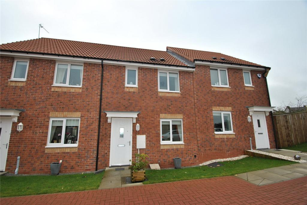 2 Bedrooms Terraced House for sale in Mariners Way, Seaham, Co.Durham, SR7
