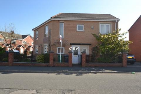 3 bedroom semi-detached house to rent - Rolls Crescent, Hulme,  Manchester. M15 5FP