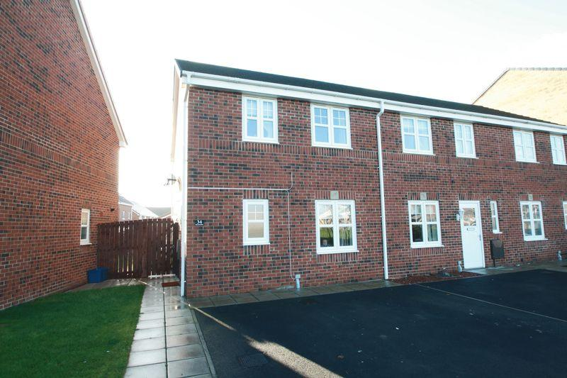 3 Bedrooms End Of Terrace House for sale in Faraday Drive, Stockton, TS19 8NY