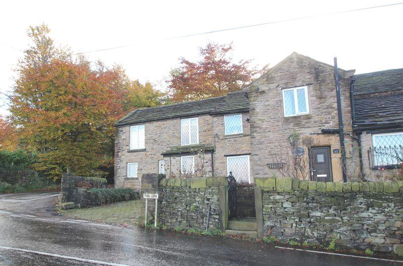 3 Bedrooms Cottage House for sale in Town Lane, Charlesworth