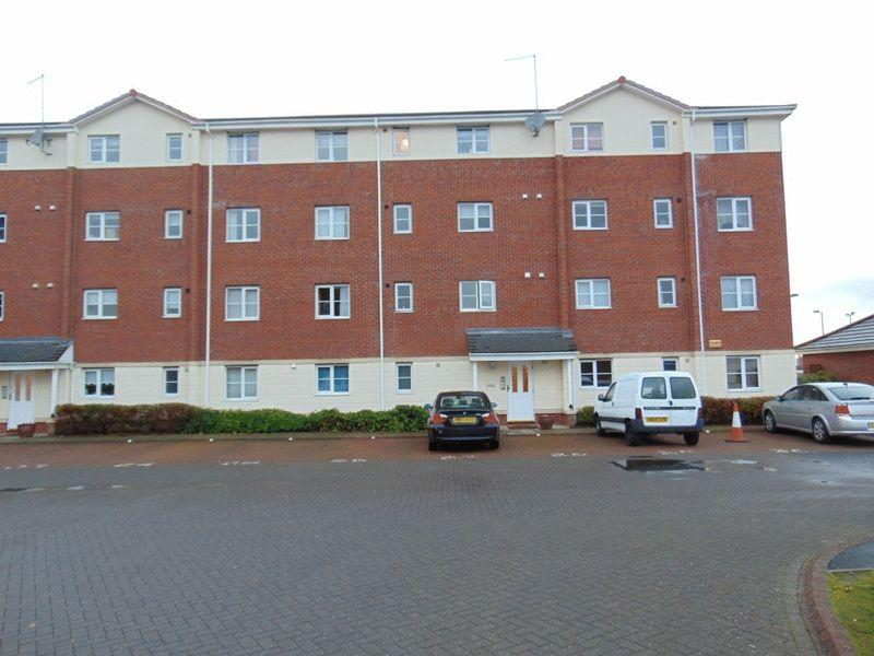 2 Bedrooms Apartment Flat for sale in Regency Apartments, Killingworth, Newcastle Upon Tyne