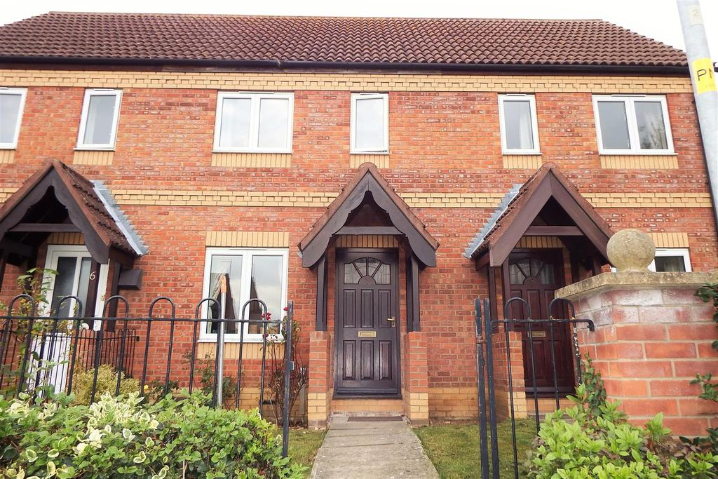 2 Bedrooms Terraced House for sale in Stirling Court, Heckington, Sleaford
