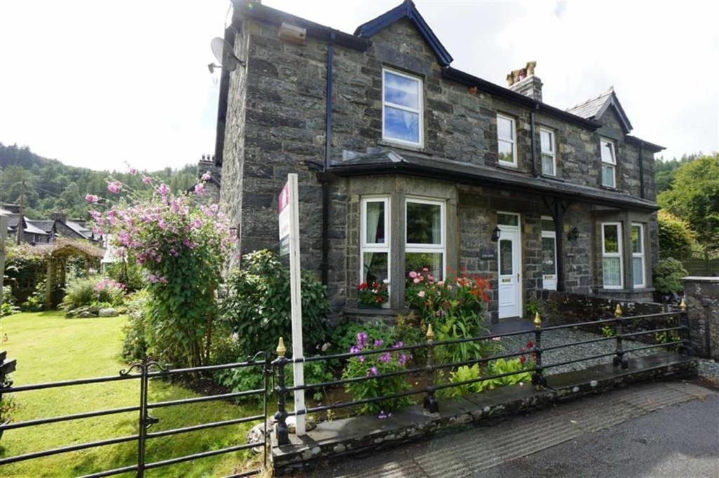 3 Bedrooms Semi Detached House for sale in Holyhead Road, Betws Y Coed, Llanrwst