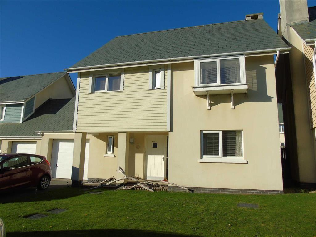 4 Bedrooms Detached House for sale in Pentre Nicklaus Village, Machynys, Llanelli