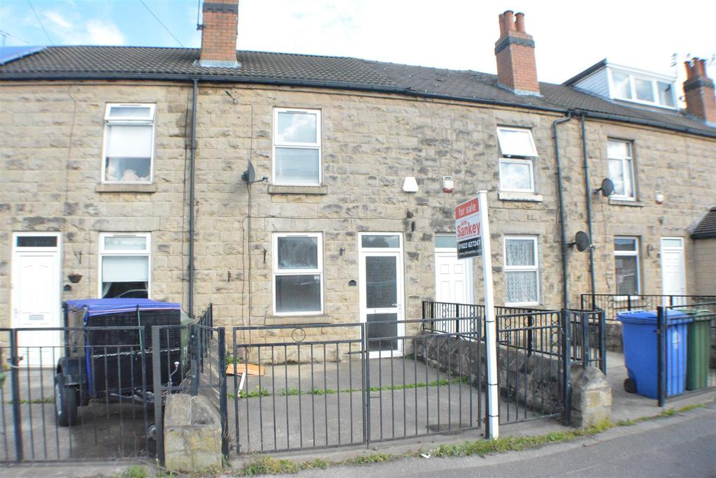 2 Bedrooms House for sale in Vale Road, Mansfield Woodhouse