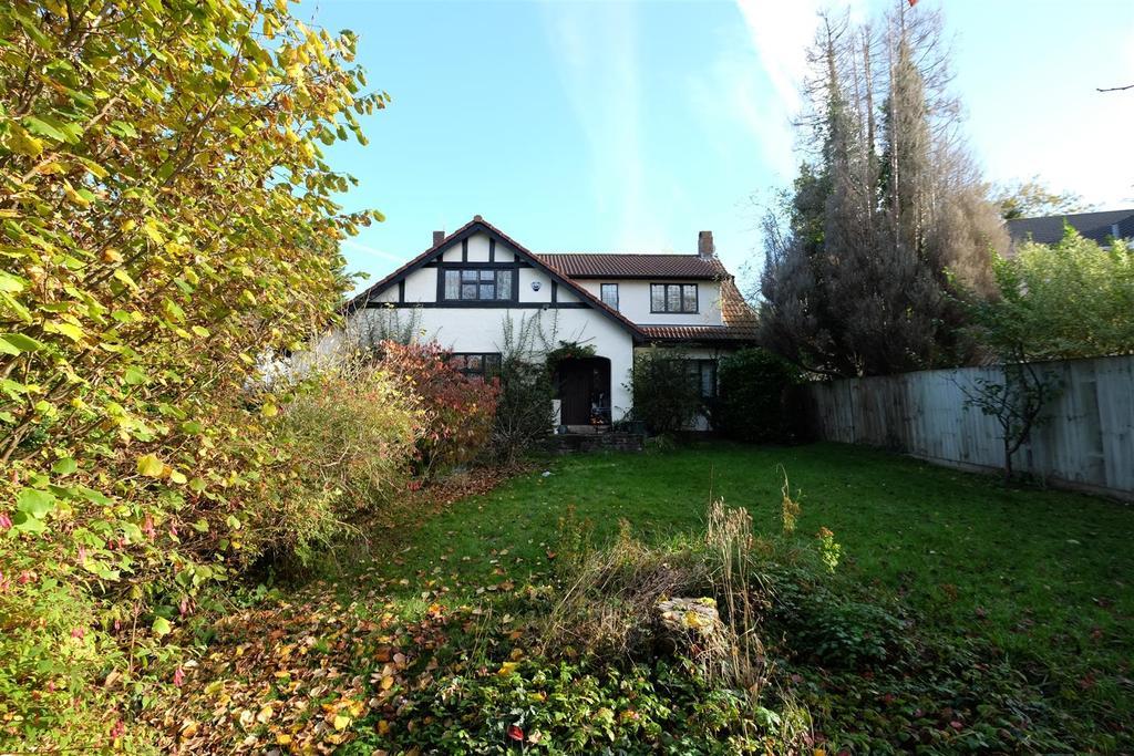 4 Bedrooms Detached House for sale in Sheepwood Road, Bristol