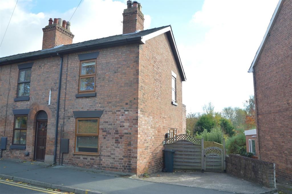 2 Bedrooms Terraced House for sale in Corner Cottage, 51 Hereford Road, Shrewsbury SY3 7QY