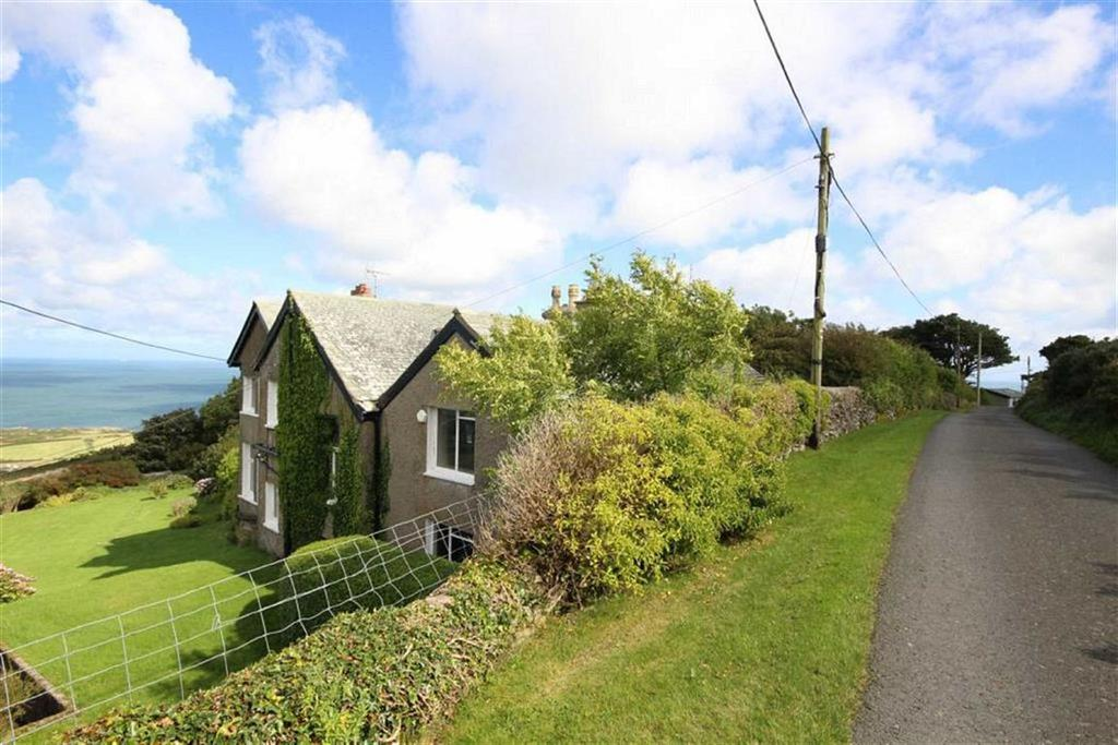 6 Bedrooms Detached House for sale in Mynydd Eilian, Llaneilian, Anglesey, LL68