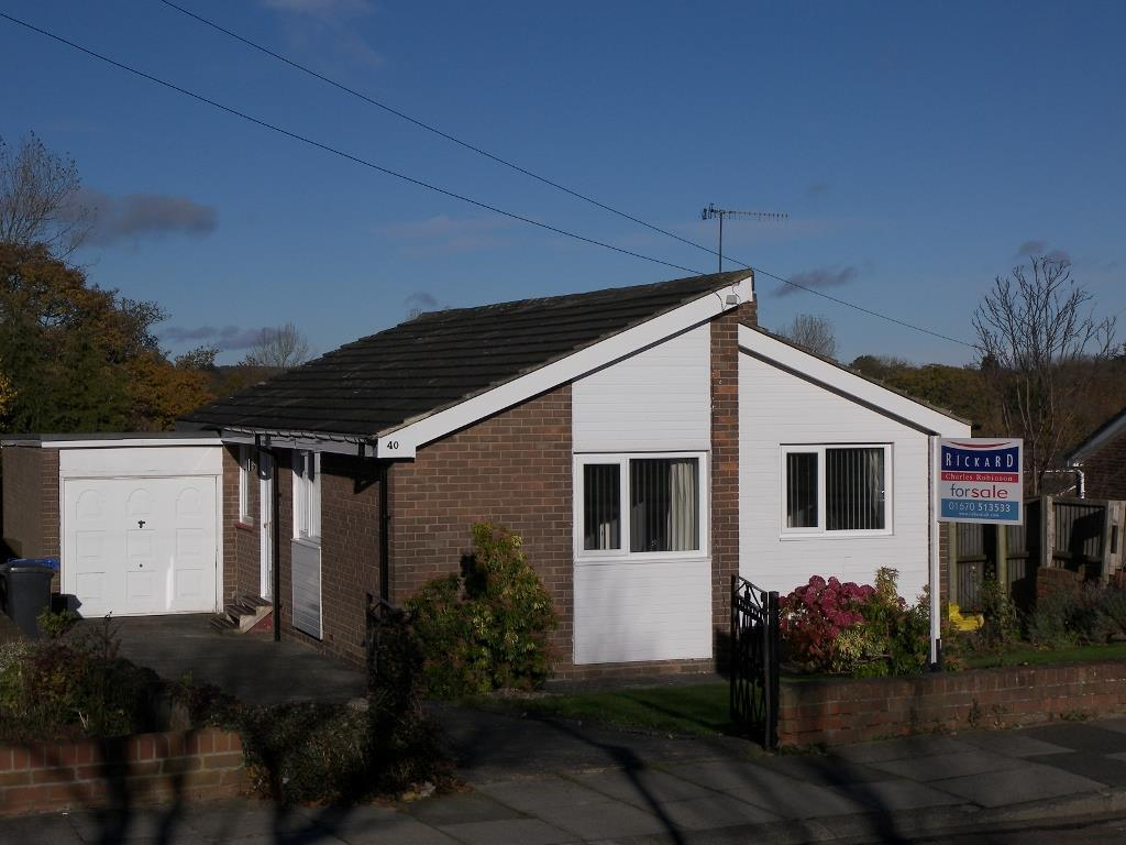 3 Bedrooms Detached Bungalow for sale in The Pastures, Morpeth