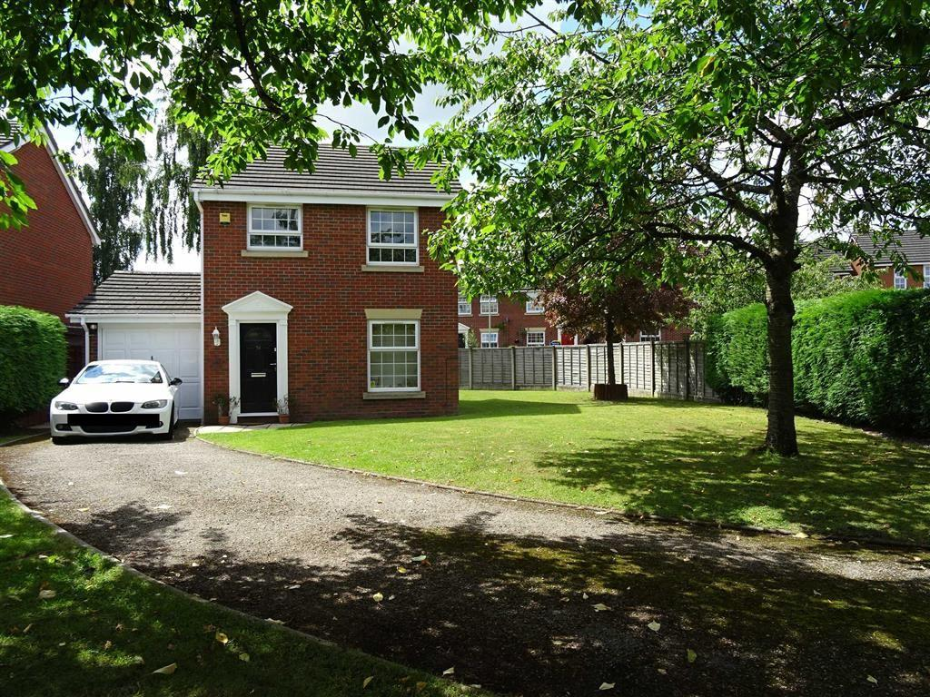 3 Bedrooms Detached House for sale in 74, Llys Road, Oswestry, Shropshire, SY11