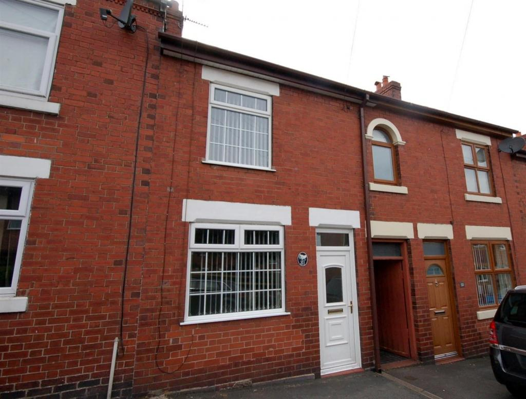 3 Bedrooms Terraced House for sale in Albert Street, Bignall End