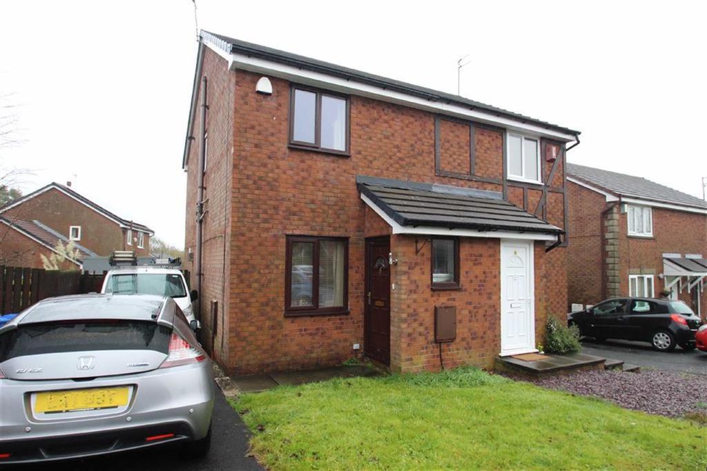 2 Bedrooms Semi Detached House for sale in 2, Redfearn Wood, Norden, Rochdale, OL12