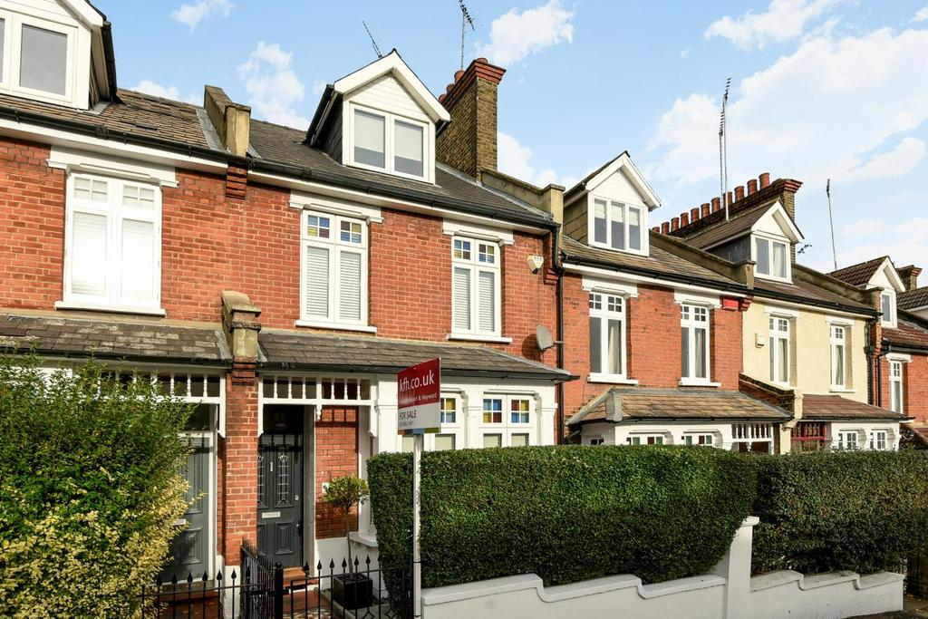 4 Bedrooms Terraced House for sale in Humber Road, Blackheath, SE3