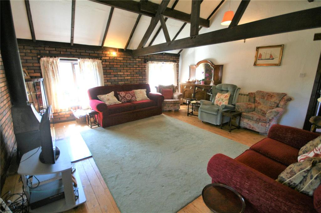 5 Bedrooms Barn Conversion Character Property for sale in Higher Shotton Farm, Off Killins Lane, Shotton, CH5