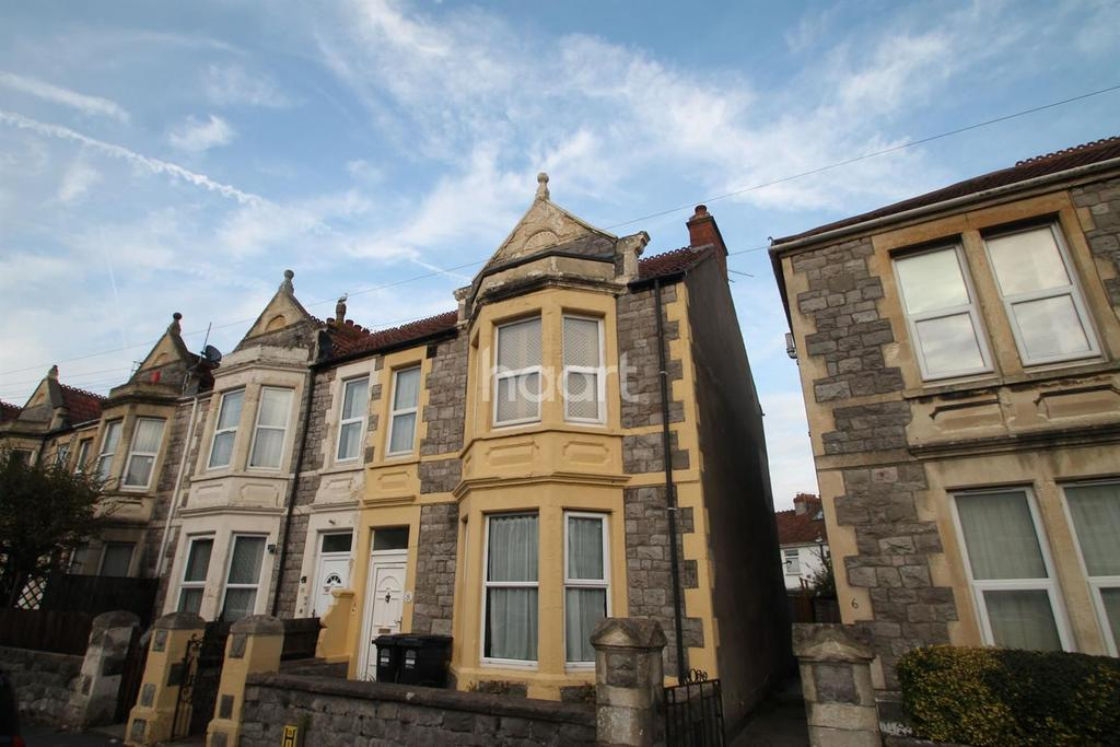 2 Bedrooms Flat for sale in Weston-super-Mare