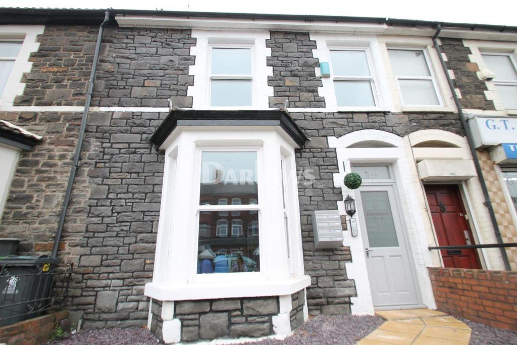 1 Bedroom Flat for sale in Penarth Road, Grangetown