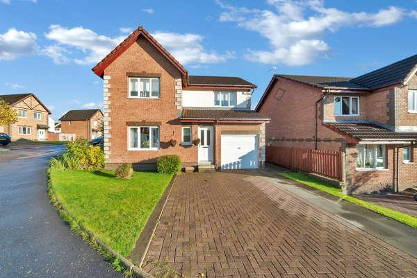 4 Bedrooms Detached House for sale in 62 Mount Lockhart, Uddingston, Glasgow, G71 7TQ