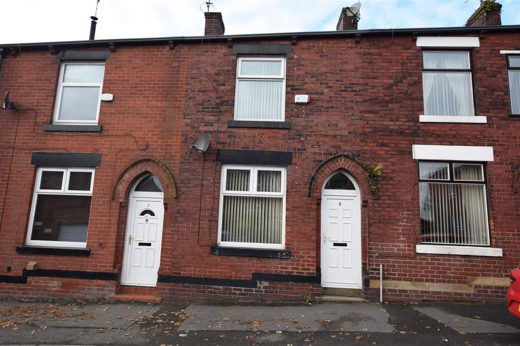 2 Bedrooms Terraced House for sale in Amy Street, Cutgate, Rochdale