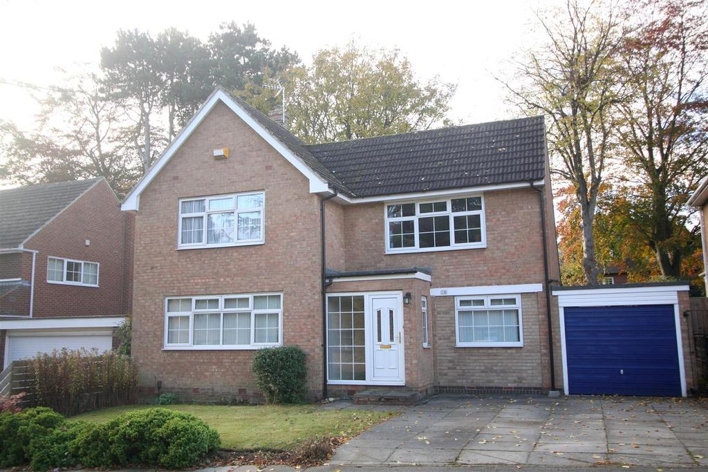 3 Bedrooms Detached House for sale in Greencroft Close, Darlington