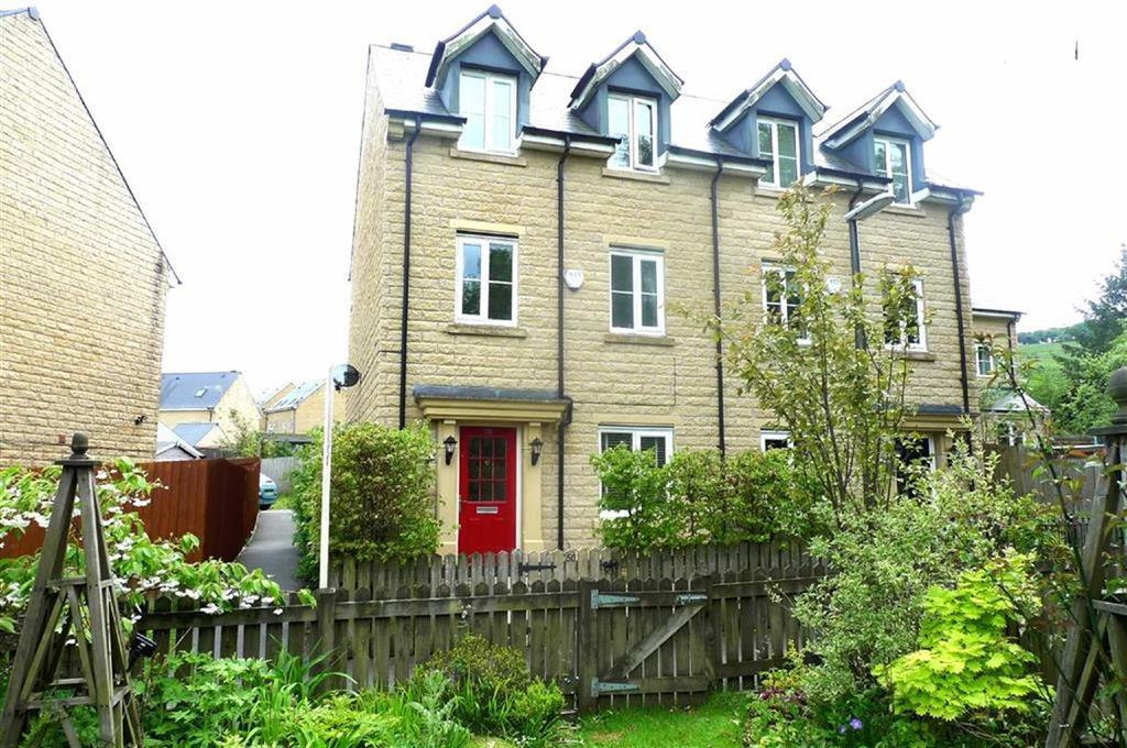 4 Bedrooms Semi Detached House for sale in Carr Road, Buxton, Derbyshire