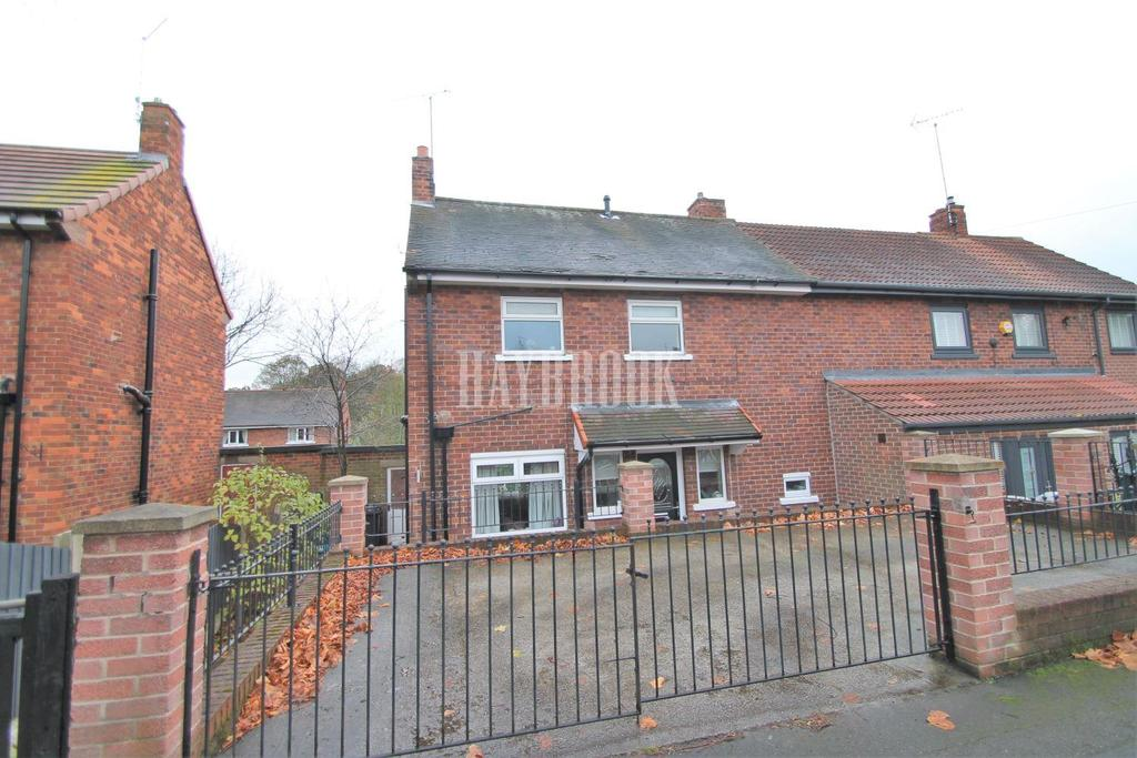 2 Bedrooms Semi Detached House for sale in The Lea, Swinton