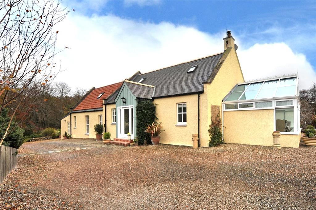 3 Bedrooms Detached House for sale in Ellyside Lodge, Lintmill, By Cullen, Moray, AB56