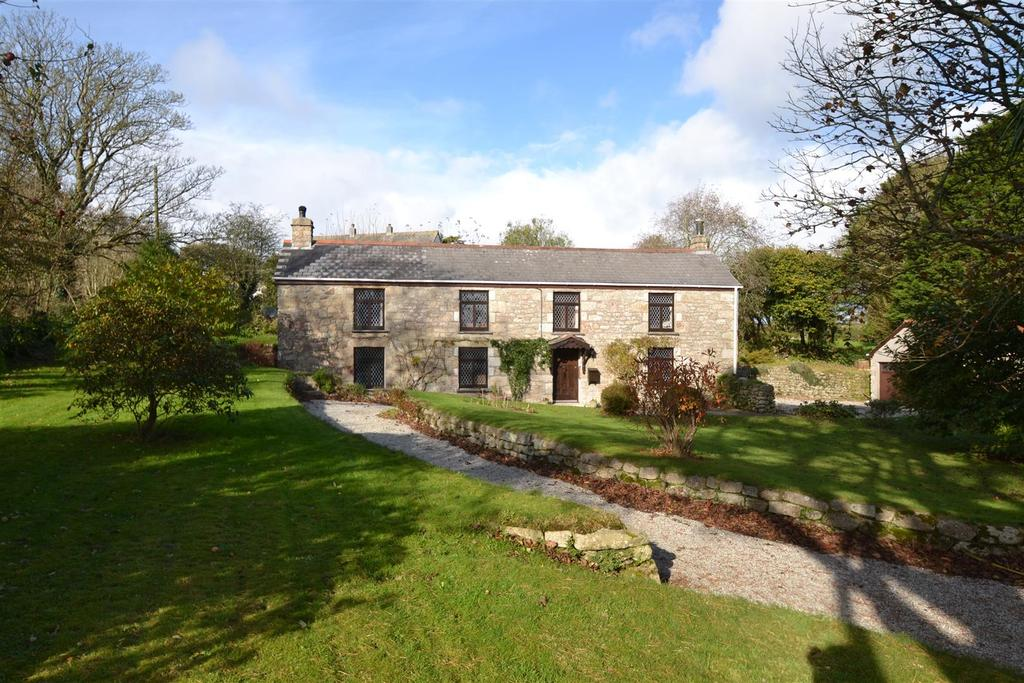 4 Bedrooms Detached House for sale in Brill, Constantine, Falmouth