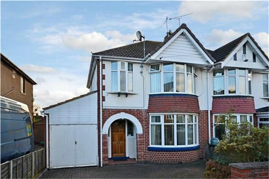 3 Bedrooms Semi Detached House for sale in Montalt Road, Cheylesmore, COVENTRY, West Midlands