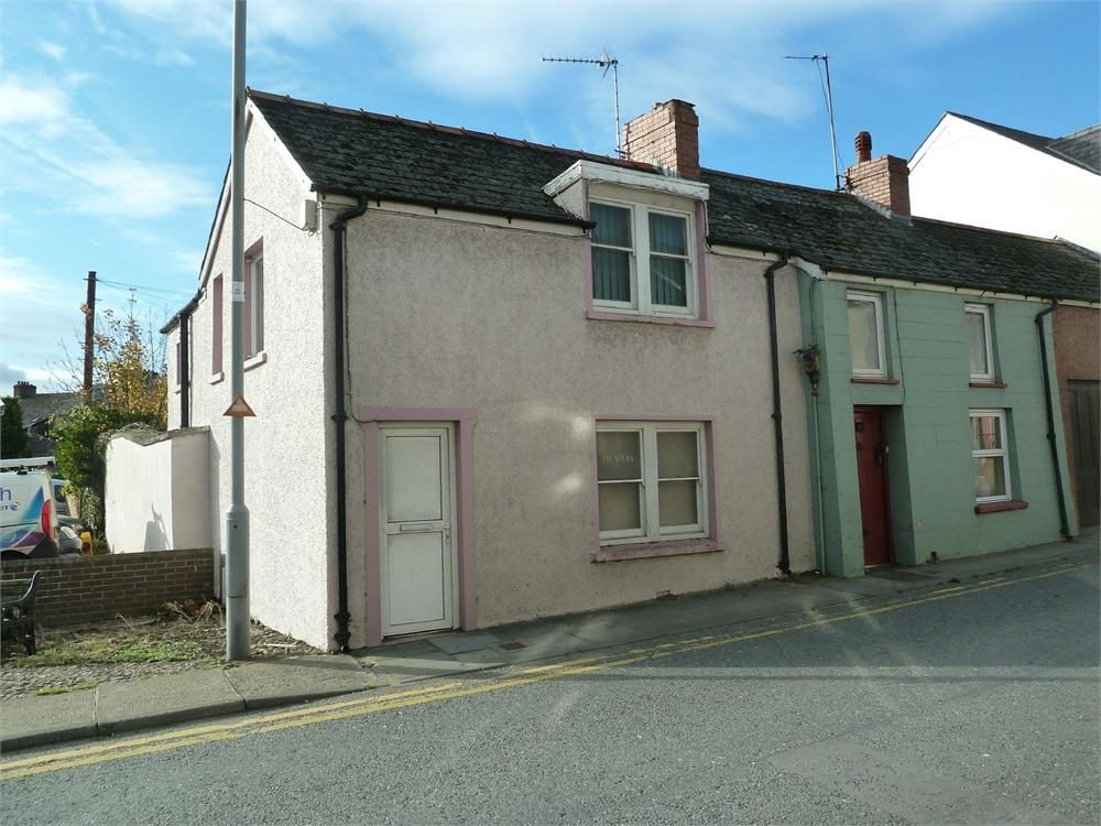 2 Bedrooms End Of Terrace House for sale in Feidr Fair, Cardigan, Ceredigion