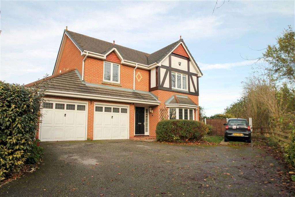 4 Bedrooms Detached House for sale in Kensington Way, Kingsmead