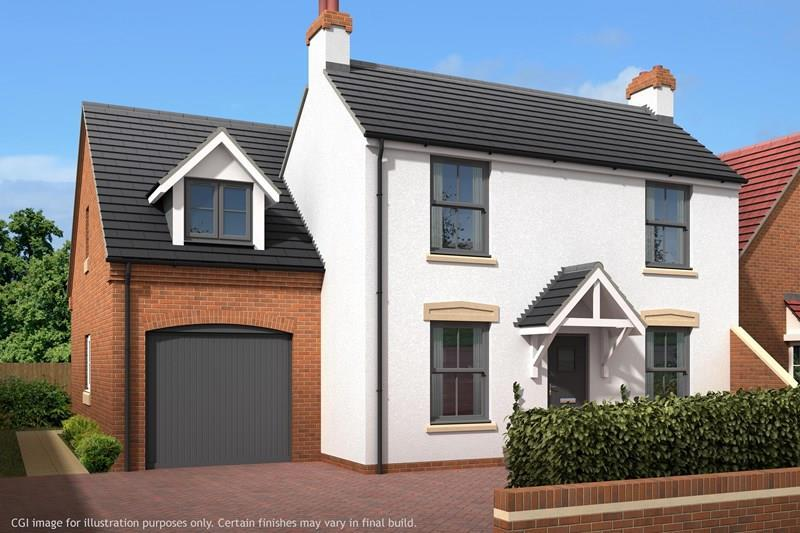 4 Bedrooms Detached House for sale in Gladstone Road, Wollaston, Stourbridge