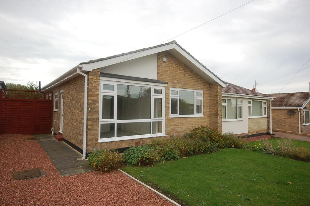 2 Bedrooms Bungalow for sale in Ryton