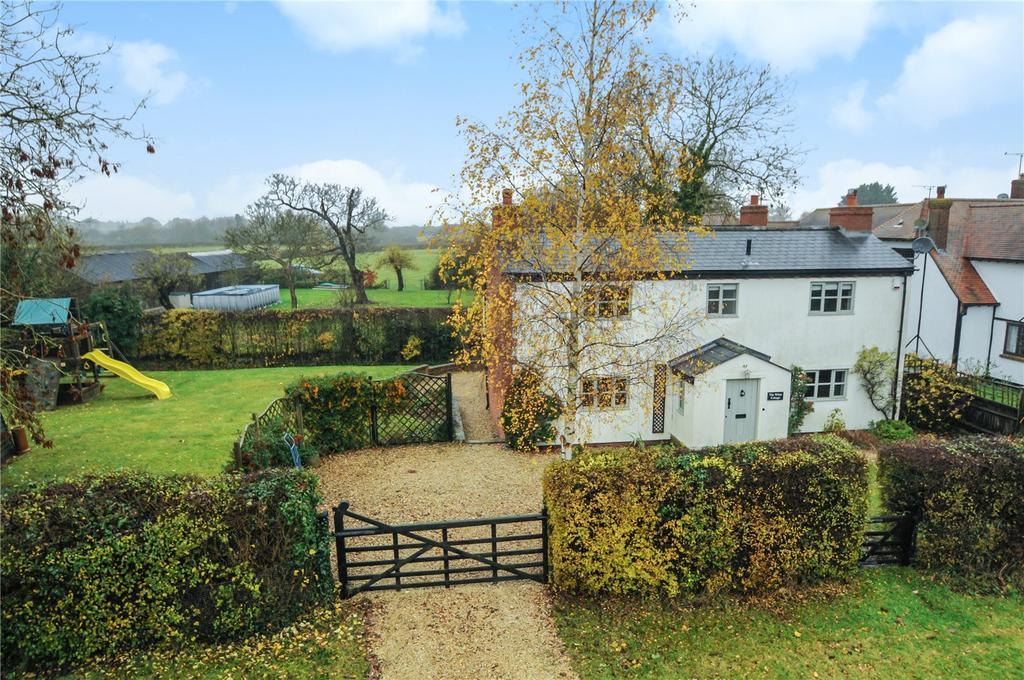4 Bedrooms Detached House for sale in Ludgershall, Aylesbury