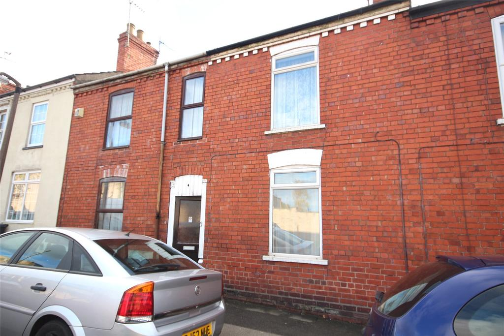 3 Bedrooms Terraced House for sale in Urban Street, Lincoln, LN5