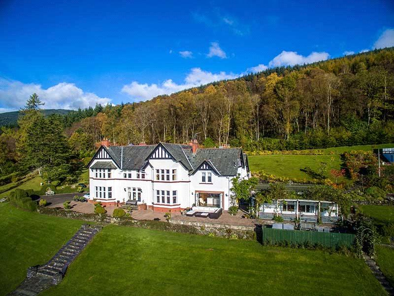 7 Bedrooms Unique Property for sale in Ardross House, Kinlochard, Aberfoyle, Stirling, FK8