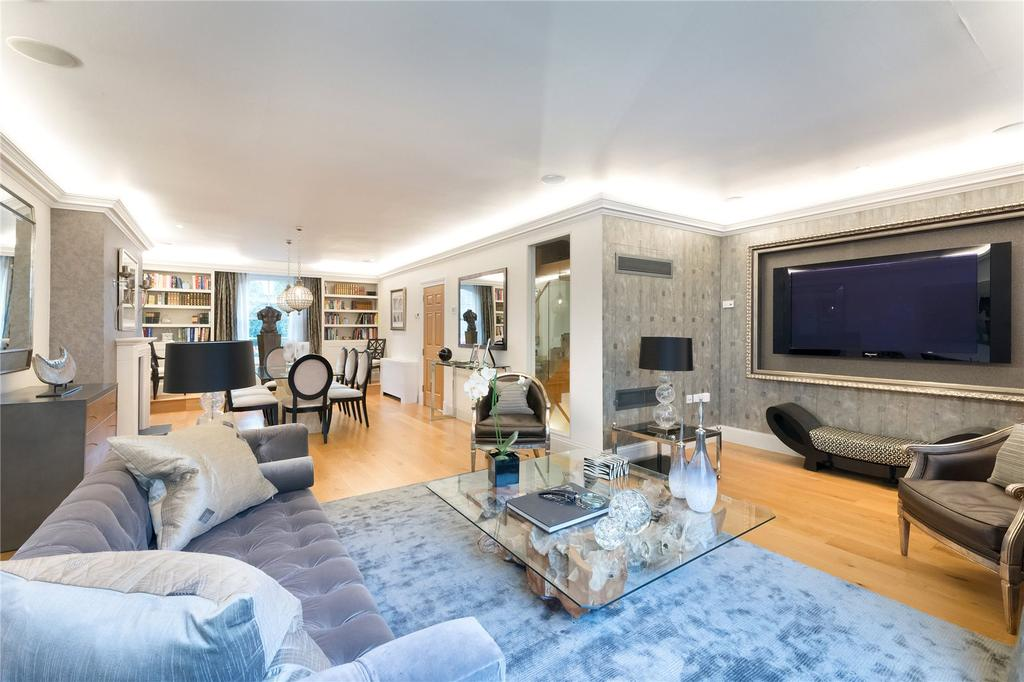 4 Bedrooms Terraced House for sale in Clareville Street, London, SW7