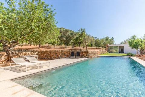 6 bedroom detached house  - Fusion Minimalist Finca, Santa Eulalia, Ibiza