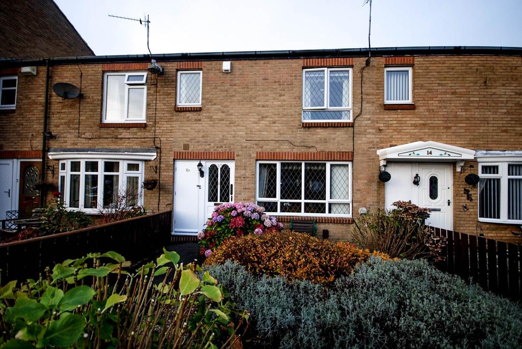 3 Bedrooms Terraced House for sale in Cherwell, Washington