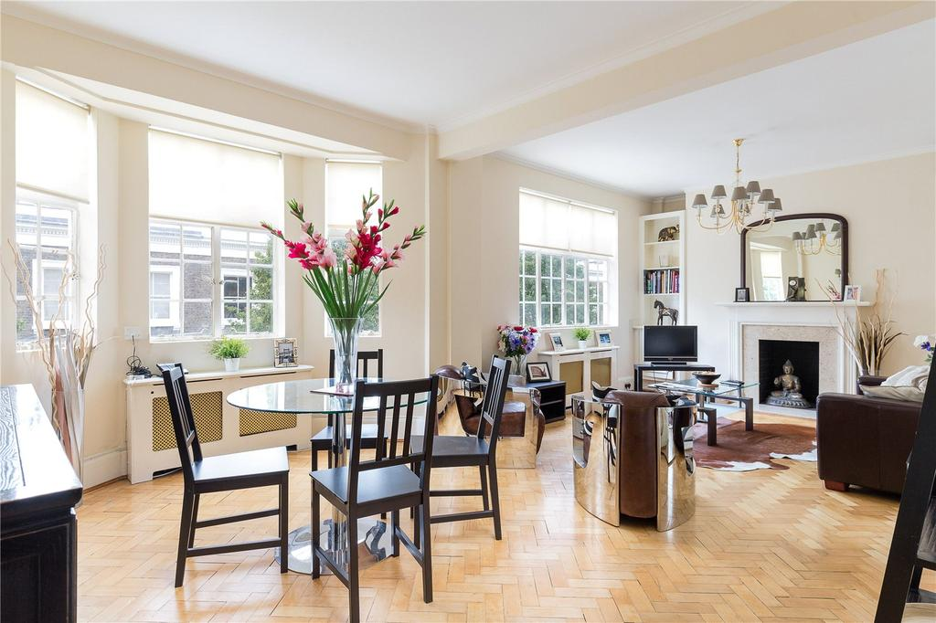 3 Bedrooms Flat for sale in Stanford Court, 45 Cornwall Gardens, London