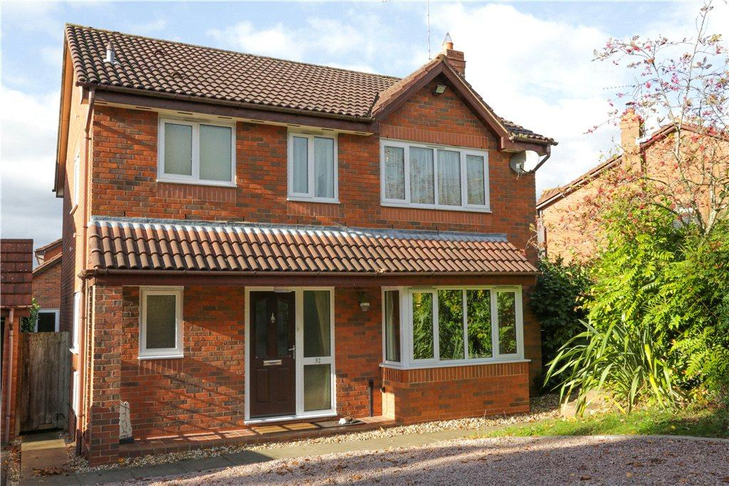 4 Bedrooms Detached House for sale in Ploughmans Walk, Stoke Heath, Bromsgrove, B60