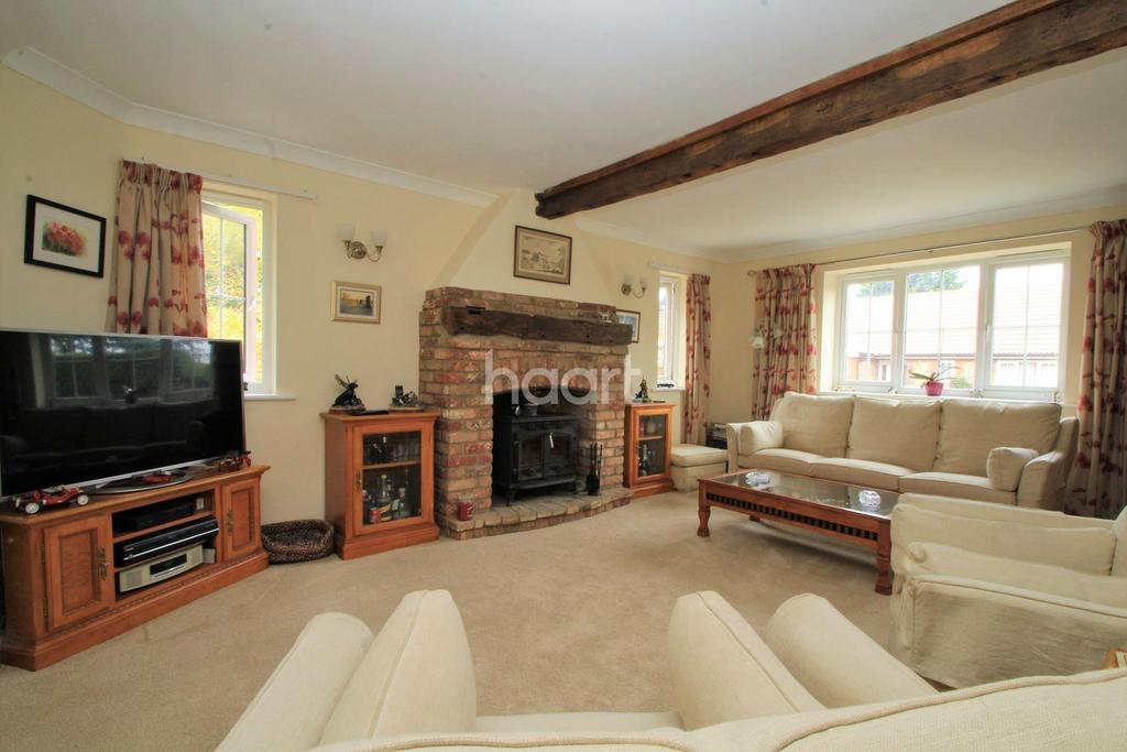 3 Bedrooms Detached House for sale in Black Horse Close