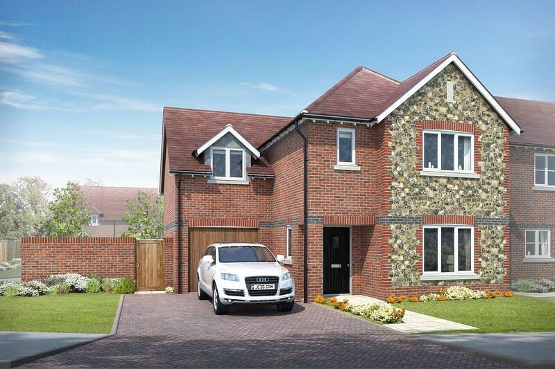 4 Bedrooms Detached House for sale in Main Road, Southbourne, PO10