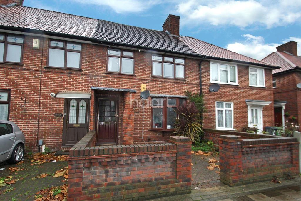 3 Bedrooms Terraced House for sale in Heathway