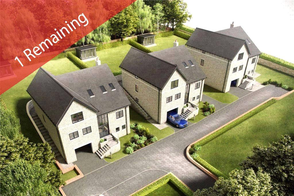 5 Bedrooms Detached House for sale in The Grove, Grove Lane, Leeds, West Yorkshire