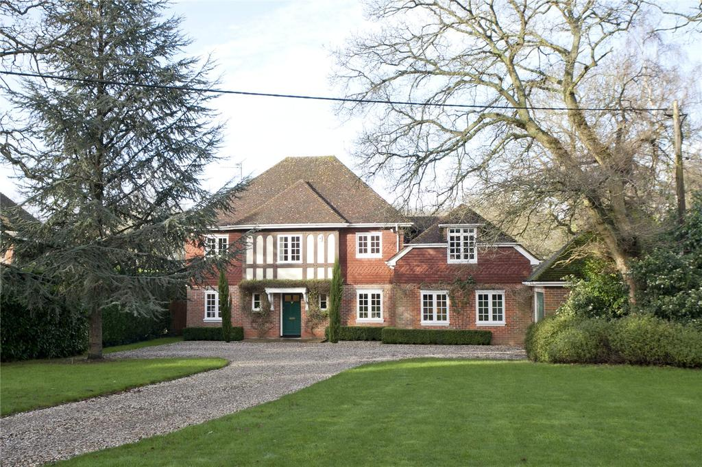 7 Bedrooms Detached House for sale in Bethesda Street, Upper Basildon, Reading, West Berkshire