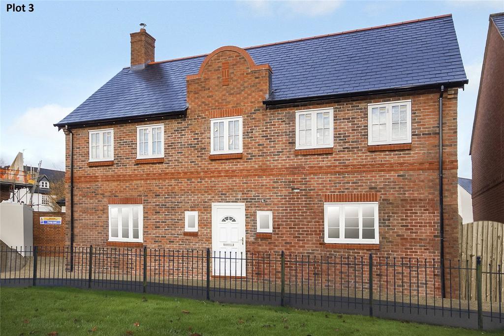 4 Bedrooms House for sale in Sherren Avenue, Charlton Down, Dorchester, Dorset, DT2
