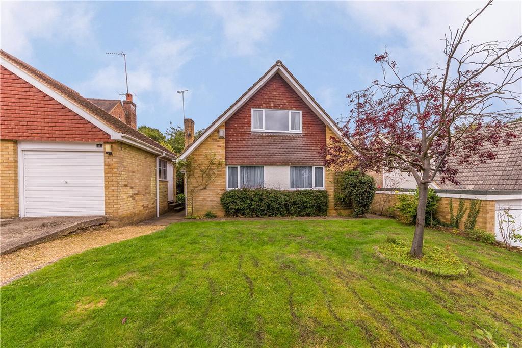 4 Bedrooms Detached House for sale in High Ridge, Harpenden, Hertfordshire