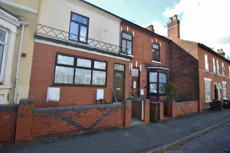 3 Bedrooms Terraced House for sale in Francis Street, Wolverhampton